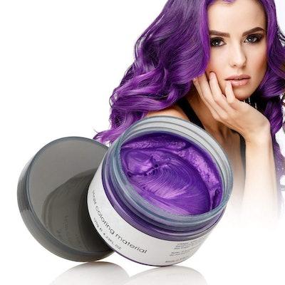 Adofect Natural Hair Color Wax, 4.23 Oz.