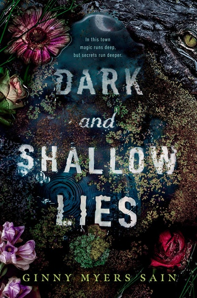 'Dark and Shallow Lies' by Ginny Myers Sain
