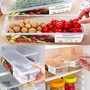 SILIVO Food Storage Containers (Set Of 3)