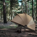 Designer Matan Rechter made a concept of a portable outdoor workstation that provides both shade and...