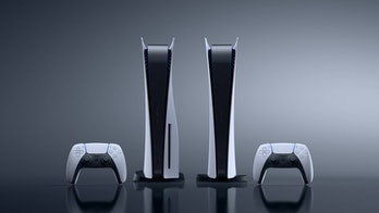 Playstation 5 video game console