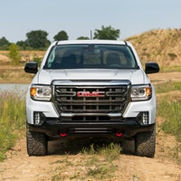 The GMC Canyon AT4 delivers in one very crucial area: Watch