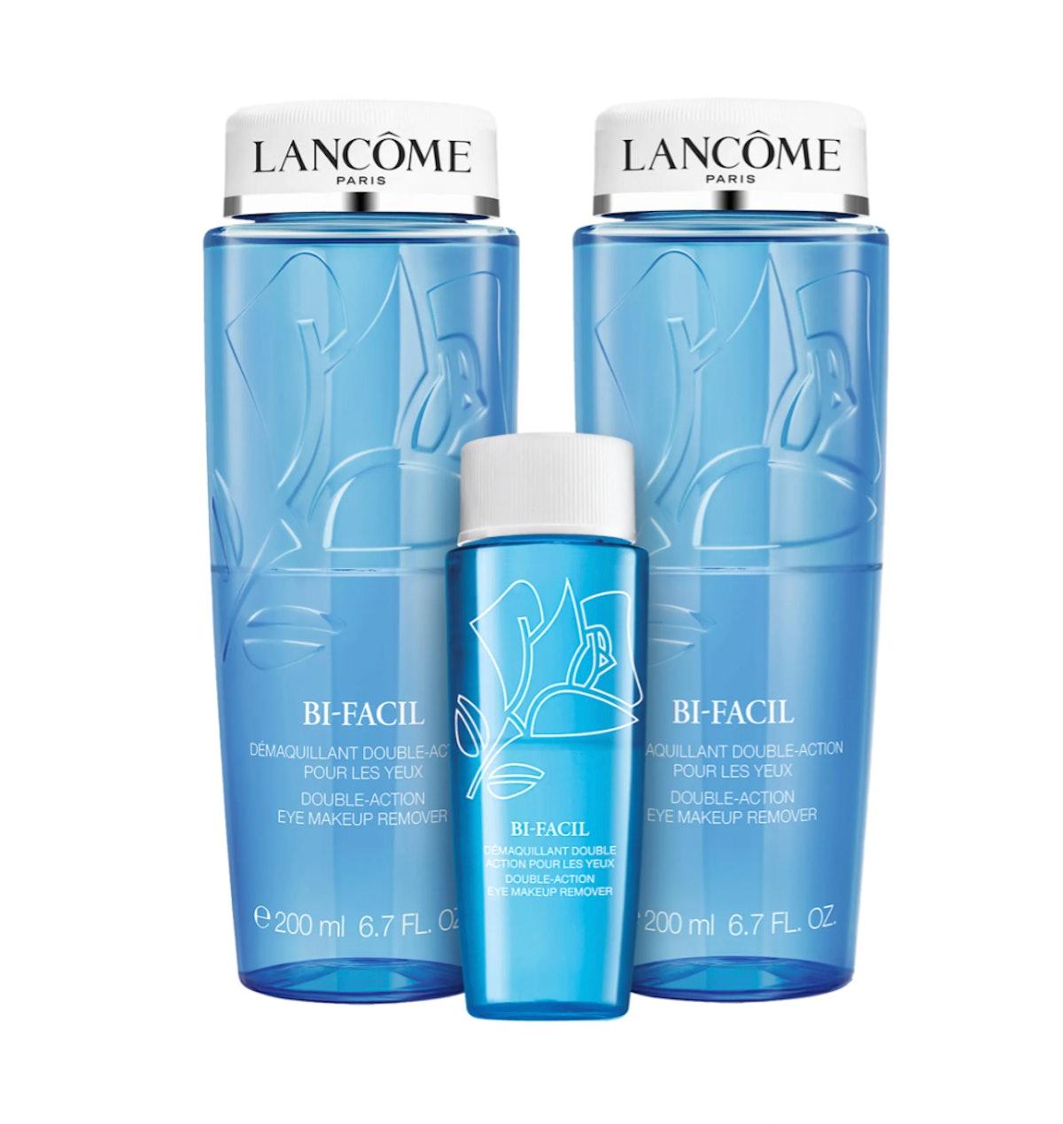 Lancome Bi-Facil Eye Makeup Remover Trio