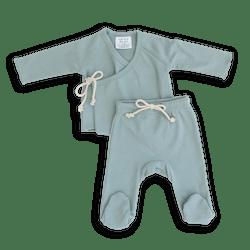 Mebie Baby Sea Cotton Layette Set
