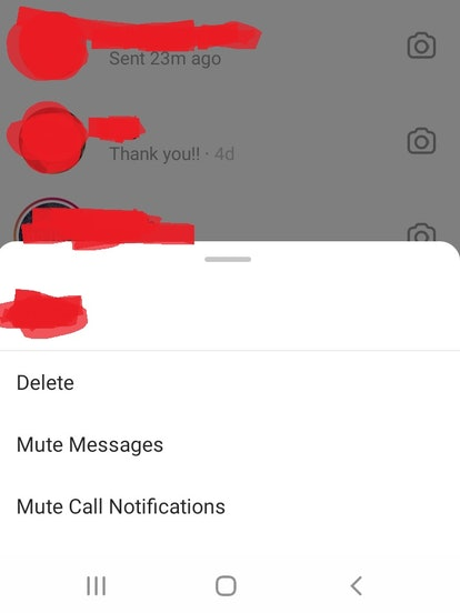 Here's how to hide messages on Instagram if you don't want to see them.