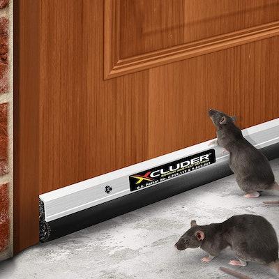 Xcluder Residential Rodent Proof Door Sweep