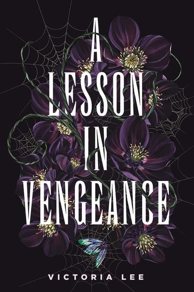 'A Lesson in Vengeance' by Victoria Lee