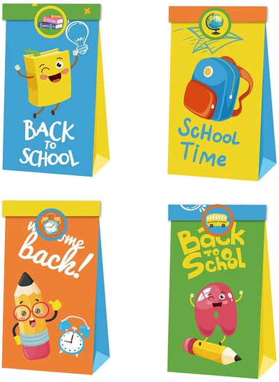 12-Pack Party Favor Bags