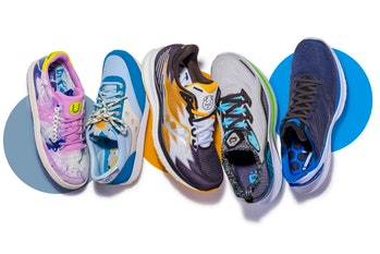 "Saucony ""Run for Good"" Toronto sneaker designs"