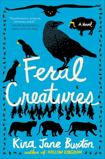 'Feral Creatures' by Kira Jane Buxton