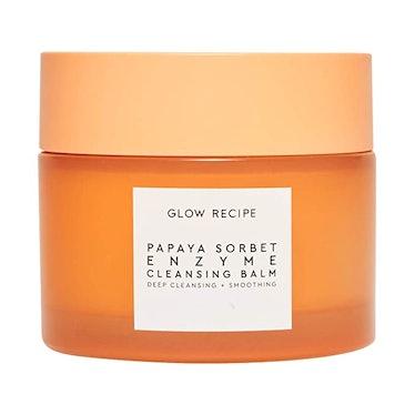 Glow Recipe Papaya Sorbet Enzyme Cleansing Balm