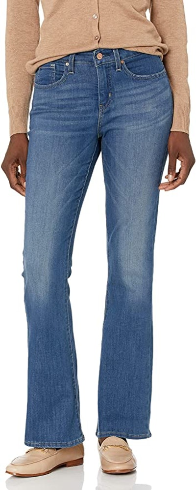 Signature by Levi Strauss & Co. Gold Label Totally Shaping Bootcut Jeans