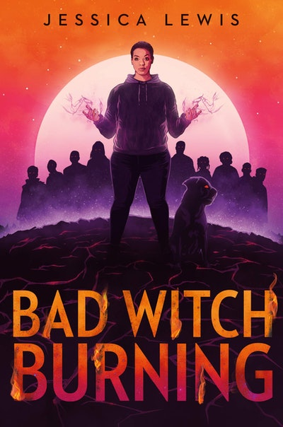 'Bad Witch Burning' by Jessica Lewis