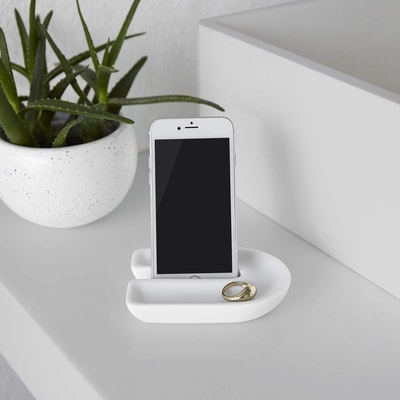 Umbra Countertop Phone Holder Amenity Tray