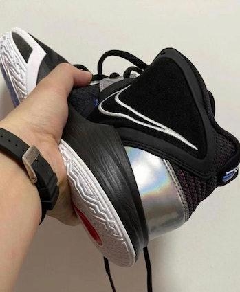 Une fuite d'une photo du Kyrie 8 de Nike