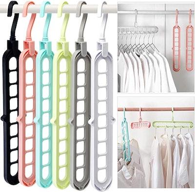HEYHOUSE Closet Organizers (6-Pack)