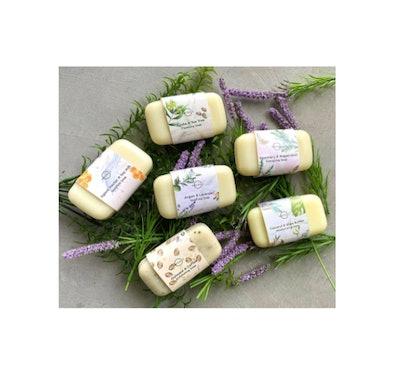 O Naturals Body Wash Soap Bars (6-Pack)