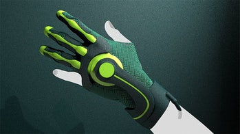 An Israeli design student created a concept for a glove that would strengthen a wearer's grip. The i...
