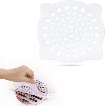 TDZJONE Disposable Drain Catcher Stickers