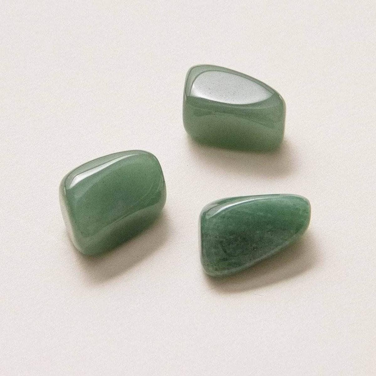 Green Aventurine Stone Set