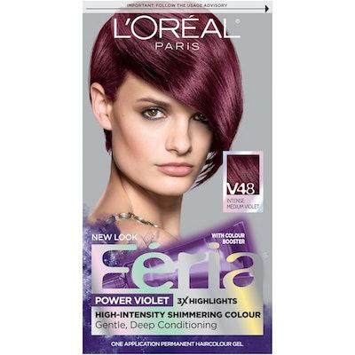 L'Oréal Paris Shimmering Permanent Hair Color