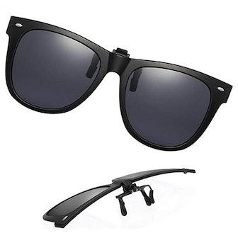Magic Monster Clip-on Polarized Sunglasses