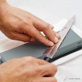 Sharp Pebble 2 Sided Knife Sharpening Stone