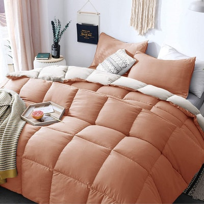 KASENTEX Down-Alternative Comforter Set (3 Pieces)