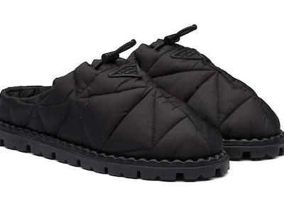 Prada Outdoor Mountain slippers