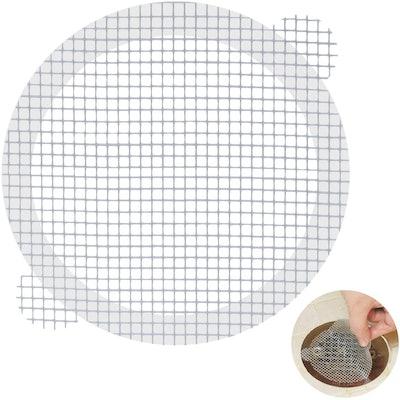 Aire Allure Disposable Shower Drain Hair Catcher (25 Pack)