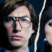 The 'House of Gucci' cast posters. Photo via Metro-Goldwyn-Mayer Studios Inc.