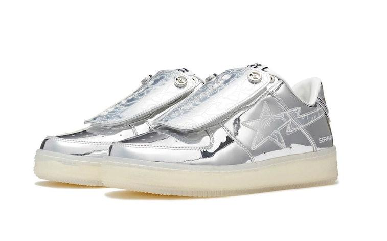 BAPE x Hajime Sorayama BAPE STA sneaker
