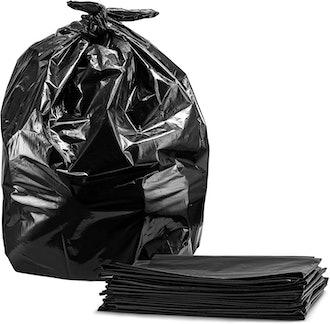 Tasker Contractor Trash Bags, 60-Gallon (50 Count)