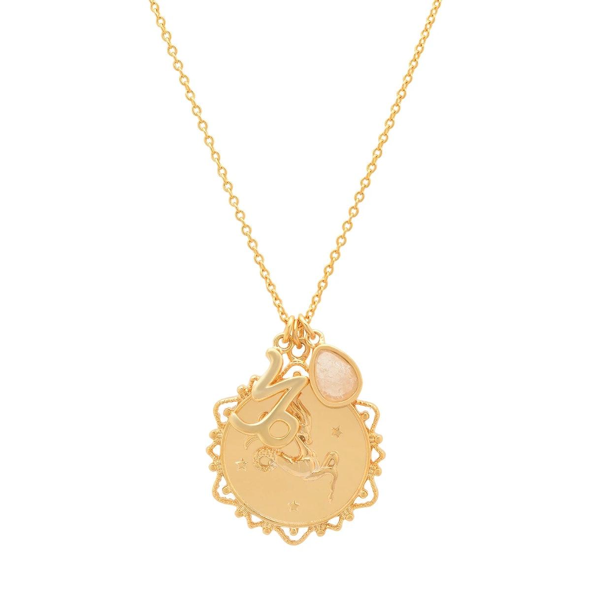 TAI Zodiac Charm Necklace.