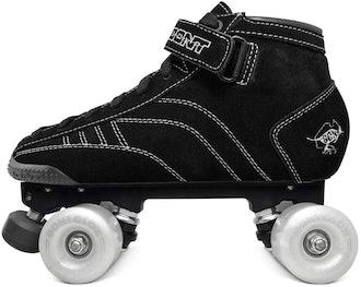 Bont Skates Prostar Black Suede Roller Skates