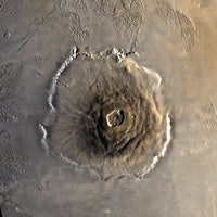 Look: 7 space volcanoes that shaped the solar system as we know it