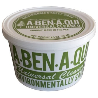A-BEN-A-QUI All Purpose Environmentally Safe Cleaning Paste
