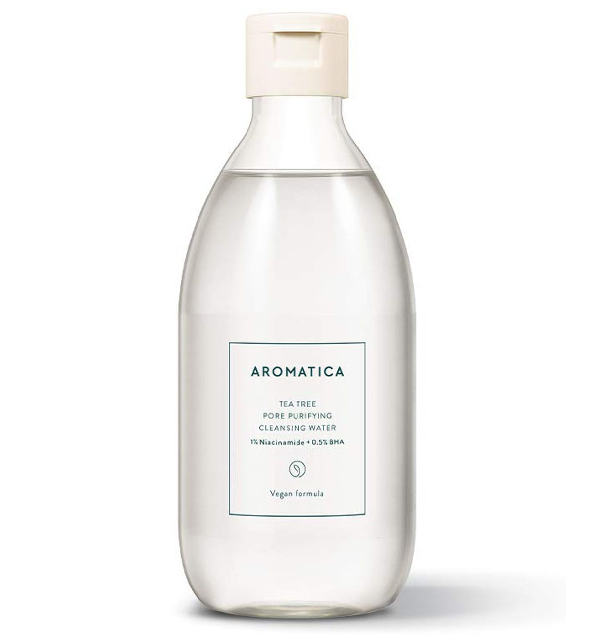 AROMATICA Tea Tree Pore Purifying Cleansing Water (10 Ounces)