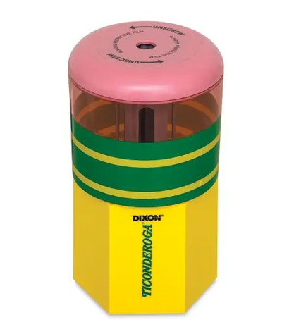 ticonderoga shaped electric pencil sharpener