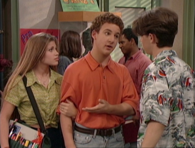 Boy Meets World aired for seven seasons on ABC