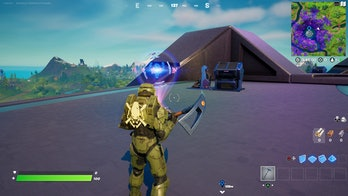 fortnite party ufo location gameplay