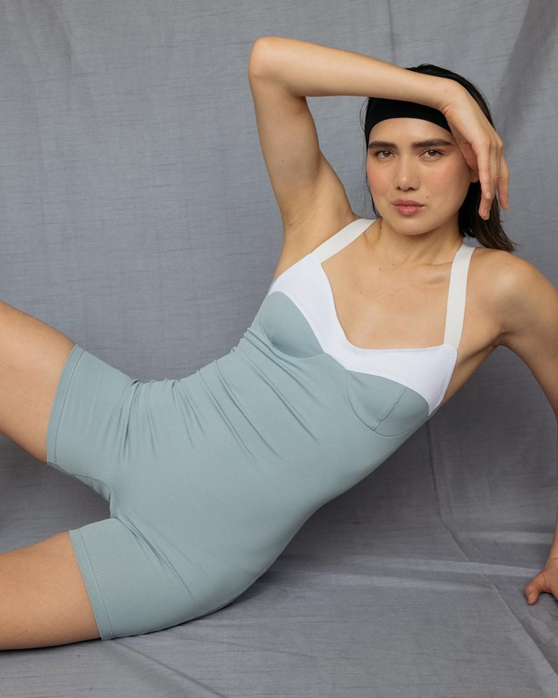 Nylora colorblock jumpsuit