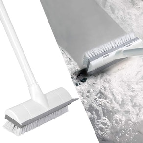 BOOMJOY Floor Scrub Brush with Extendable Handle