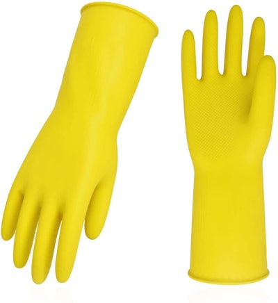 Vgo Reusable Household Gloves (10 Pairs)