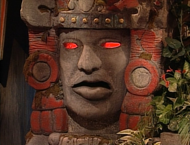 Legends of the Hidden Temple aired from 1993 to 1995