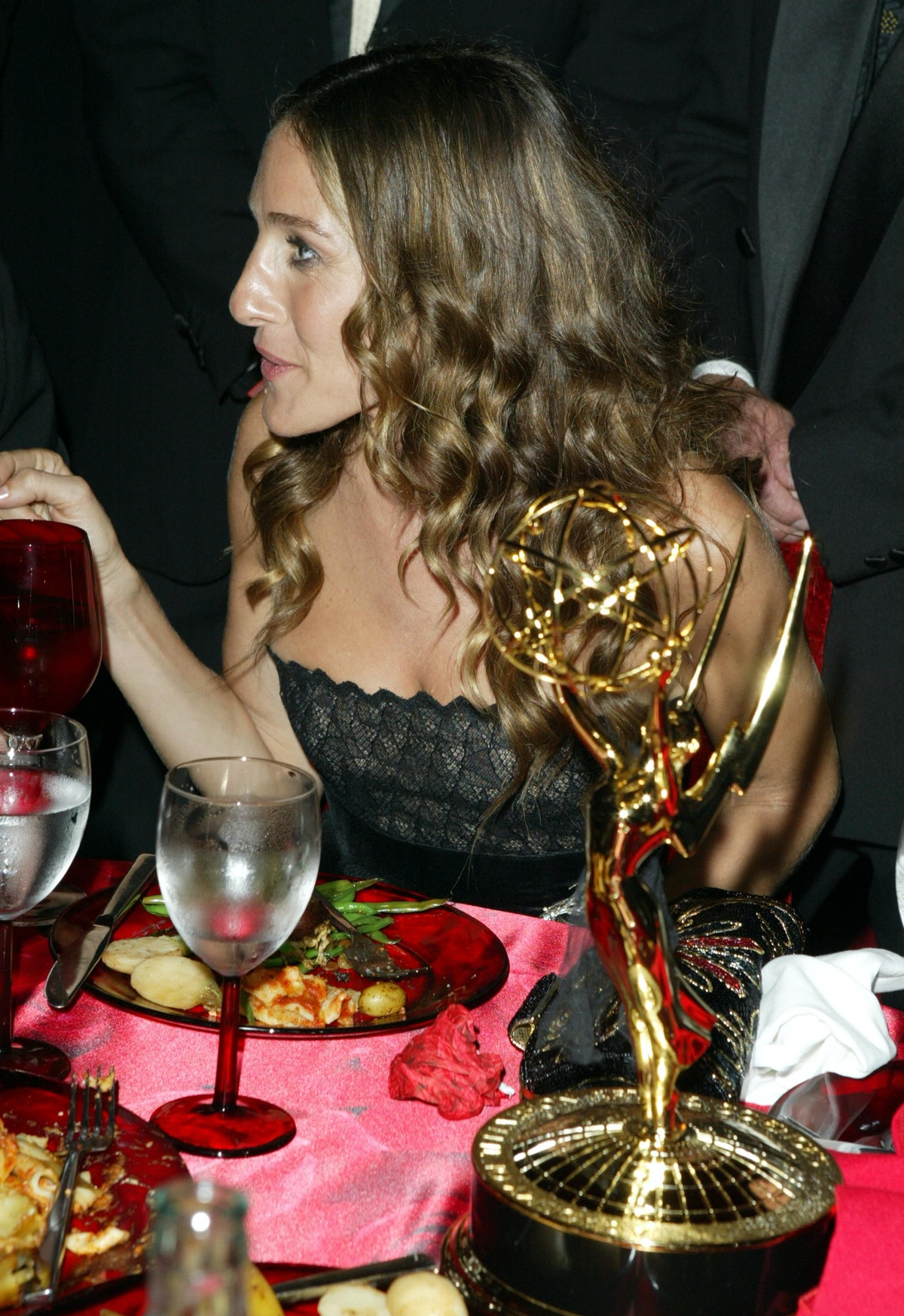 Sarah Jessica Parker at the 2004 Emmys