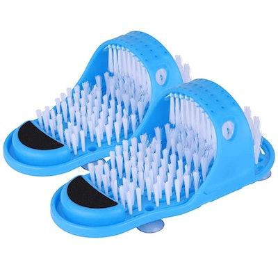Tbestmax Scrubber Feet Cleaner Brush