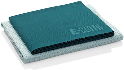 E-Cloth Window Microfiber Cleaning Pack (Set of 2)