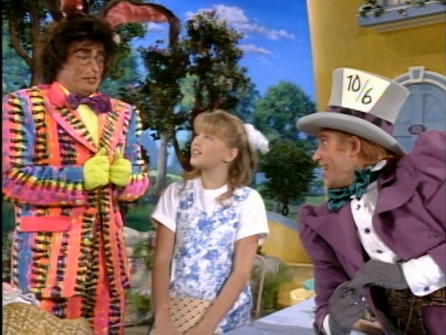 Adventures in Wonderland aired for one season in 1992