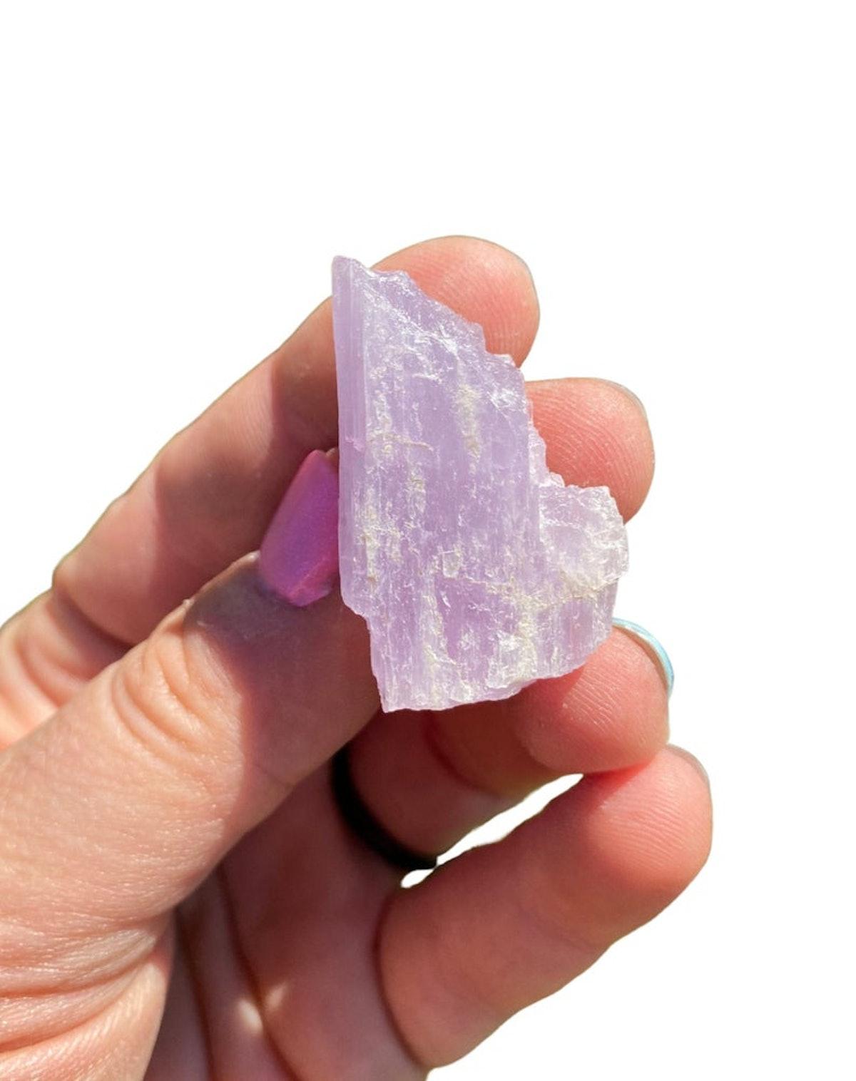 Lilac Kunzite